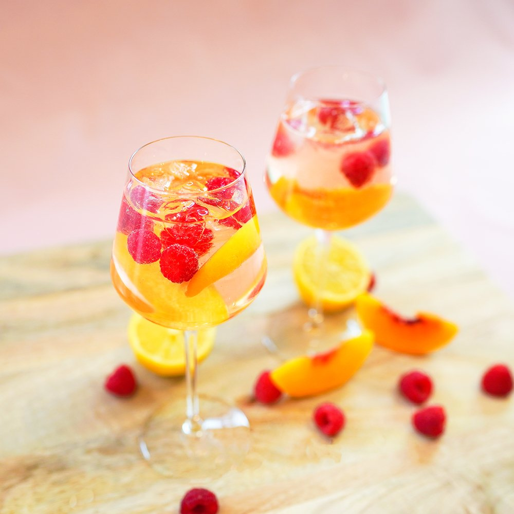 Mango Elderflower & Passionfruit -